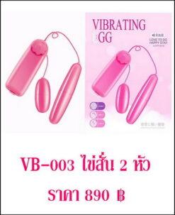 ไข่สั่น Vibrator VB-003-1