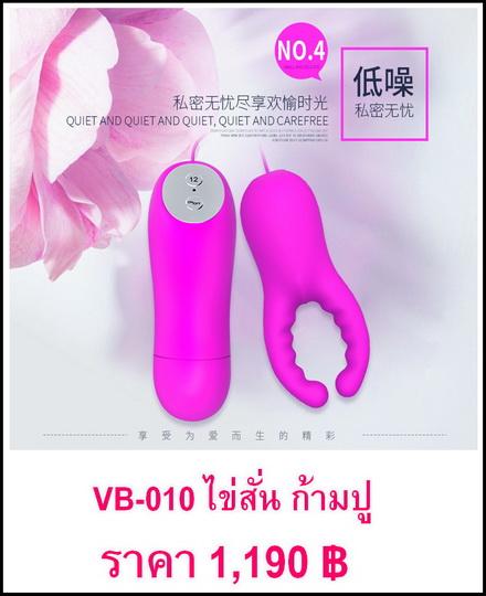 ไข่สั่น Vibrator VB-010-1