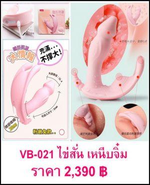 ไข่สั่น Vibrator VB-021-1