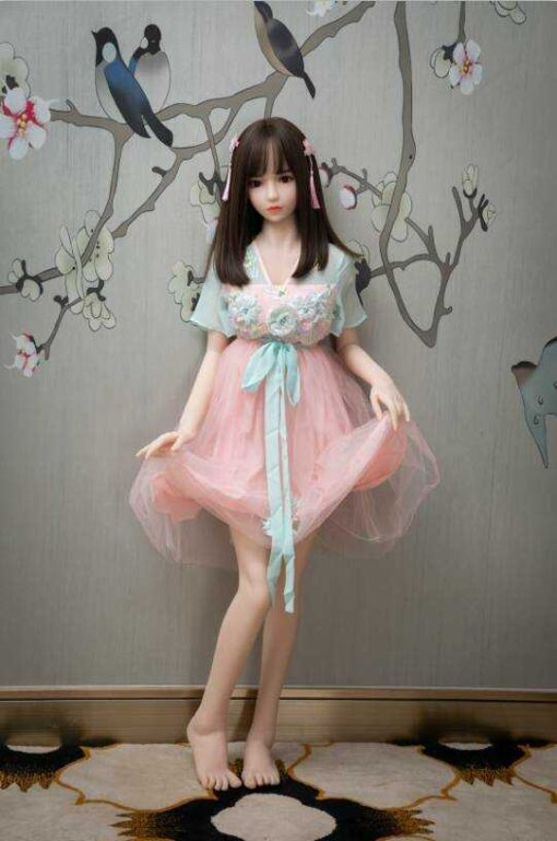 Rubber doll DL-001-2