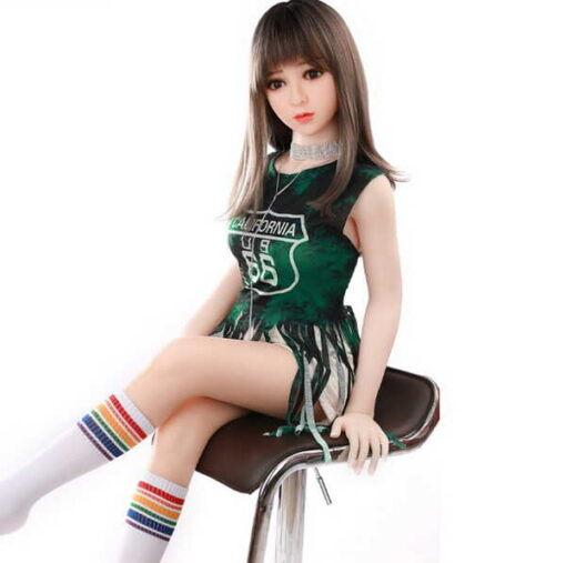 Rubber doll DL-007-2