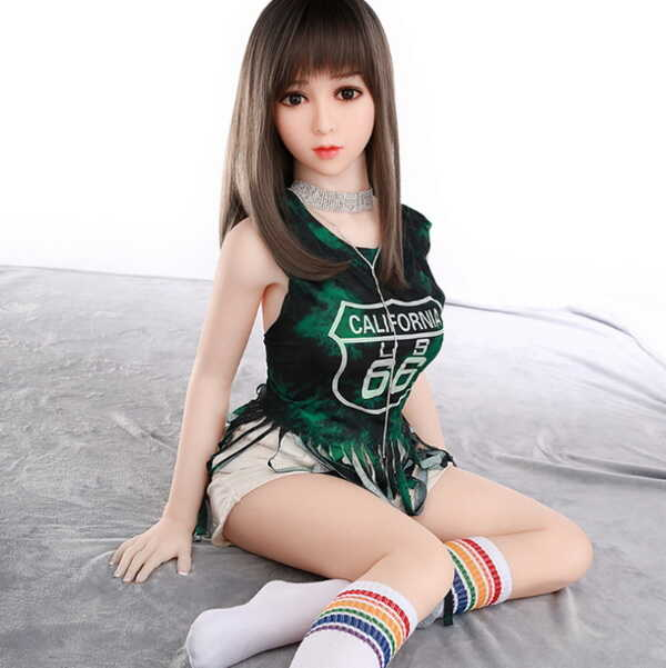 Rubber doll DL-007-3