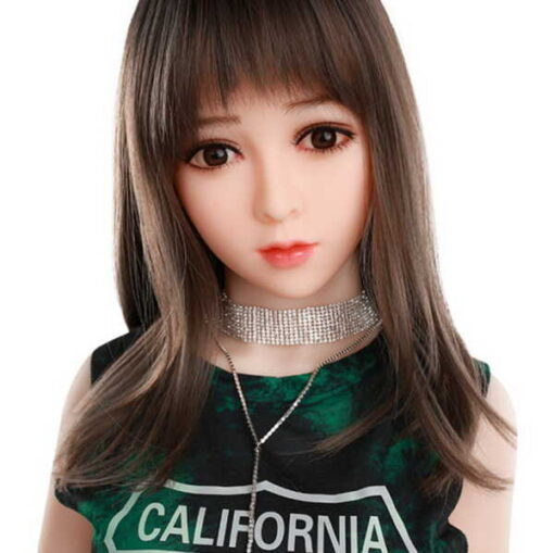 Rubber doll DL-007-6