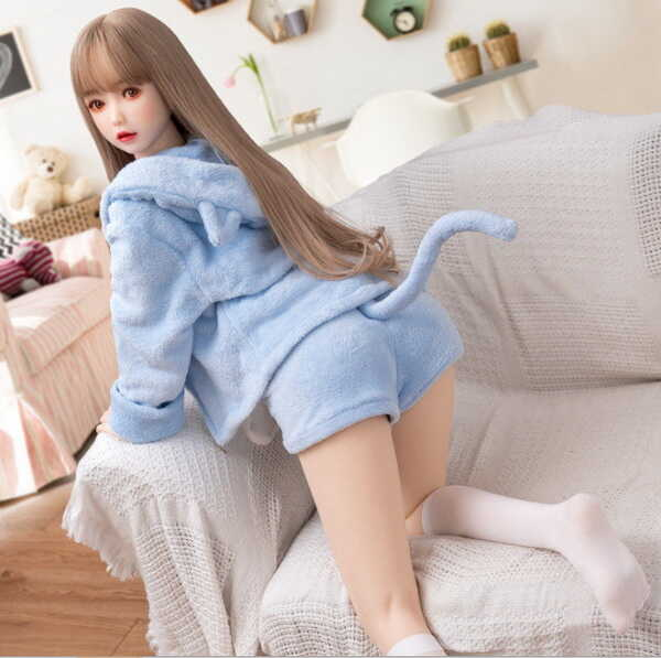 Rubber doll DL-008-13