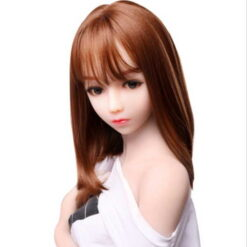Rubber doll DL-009-6
