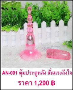 anal-plug AN-001-1